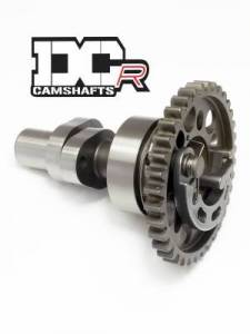 KTM EXC-F 530 roller follower single cam with hard welded lobes 2008-11