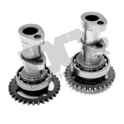 Dirt Bike - Suzuki Dirt Bike - SUZUKI RMZ 250 S2G billet cam set with gears 2016-17