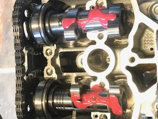 YAMAHA MX - Yamaha Dirt Bike - Yamaha YZF 450 S2 Billet Camshaft Set 2019